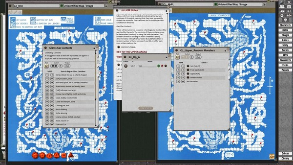 Fantasy Grounds - D&D Classics: G2 The Glacial Rift of the Frost Giant Jarl (1e) (DLC)