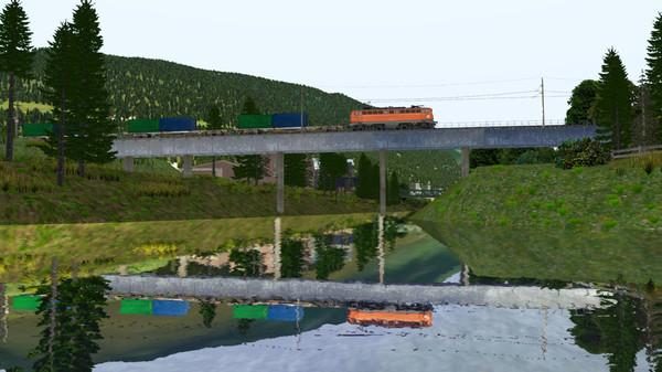 скриншот Train Simulator: Ennstalbahn: Bishofshofen - Selzthal Route Add-On 3