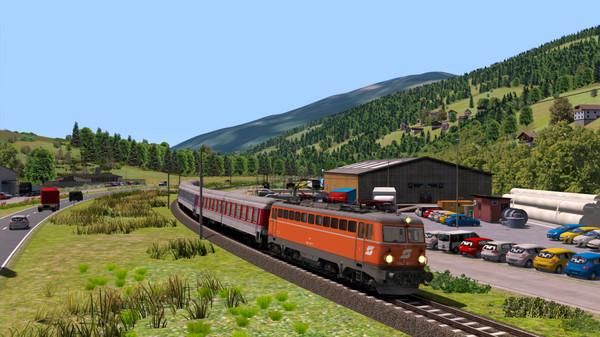 скриншот Train Simulator: Ennstalbahn: Bishofshofen - Selzthal Route Add-On 0