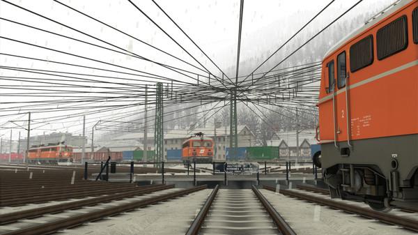 скриншот Train Simulator: Ennstalbahn: Bishofshofen - Selzthal Route Add-On 5