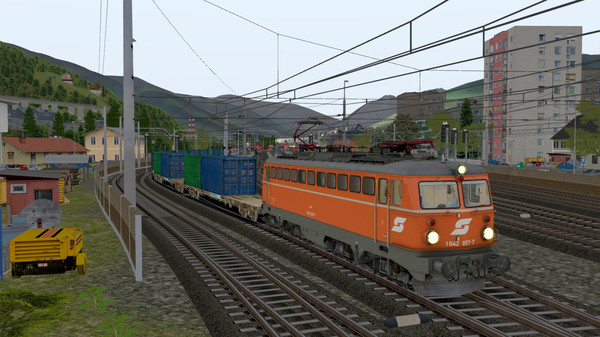 скриншот Train Simulator: Ennstalbahn: Bishofshofen - Selzthal Route Add-On 2