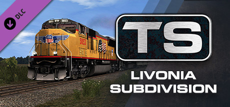Train Simulator: Livonia Division: Monroe - Subdivision Route Add-On