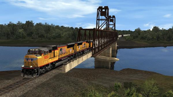 скриншот Train Simulator: Livonia Division: Monroe - Subdivision Route Add-On 4