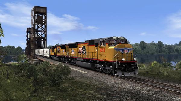 скриншот Train Simulator: Livonia Division: Monroe - Subdivision Route Add-On 3