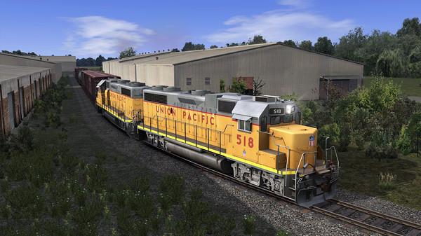скриншот Train Simulator: Livonia Division: Monroe - Subdivision Route Add-On 1
