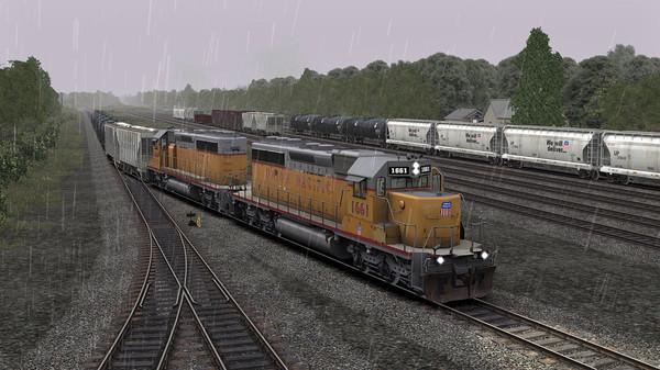 скриншот Train Simulator: Livonia Division: Monroe - Subdivision Route Add-On 5