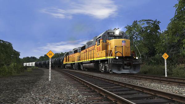 скриншот Train Simulator: Livonia Division: Monroe - Subdivision Route Add-On 2