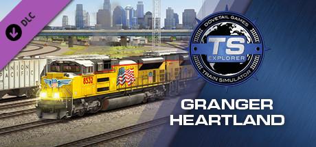 Train Simulator: Granger Heartland: Kansas City – Topeka Route Add-On