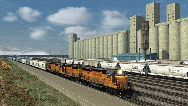 скриншот Train Simulator: Granger Heartland: Kansas City – Topeka Route Add-On 5