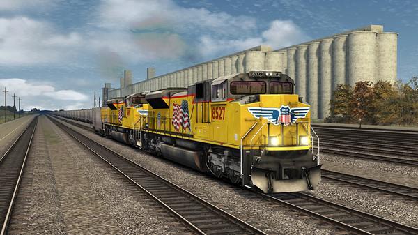 скриншот Train Simulator: Granger Heartland: Kansas City – Topeka Route Add-On 3