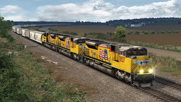 скриншот Train Simulator: Granger Heartland: Kansas City – Topeka Route Add-On 0