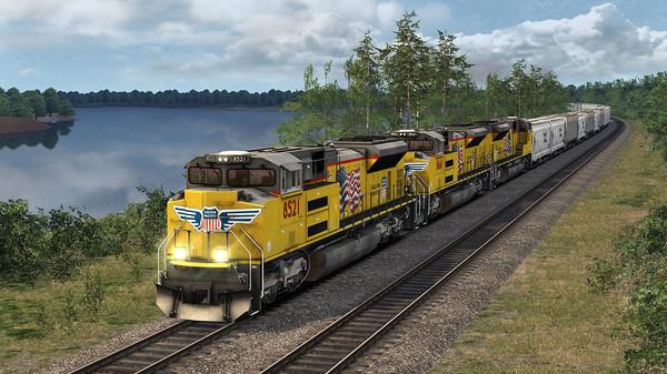 скриншот Train Simulator: Granger Heartland: Kansas City – Topeka Route Add-On 1
