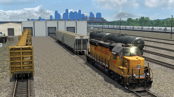скриншот Train Simulator: Granger Heartland: Kansas City – Topeka Route Add-On 2