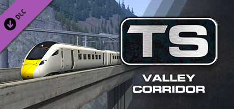 Train Simulator: Valley Corridor Route Add-On