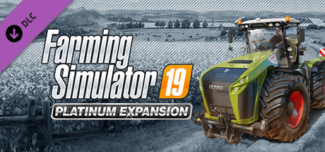 Pre-purchase Farming Simulator 19 - Platinum Expansion on Steam