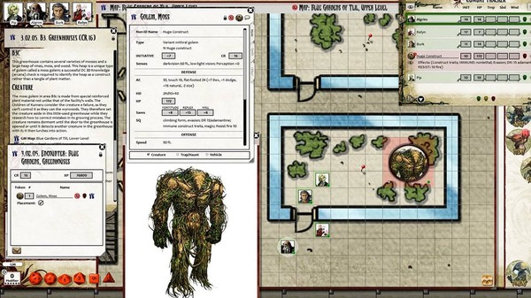Fantasy Grounds - Pathfinder RPG - The Tyrant's Grasp AP 5: Borne by the Sun's Grace (PFRPG) (DLC)