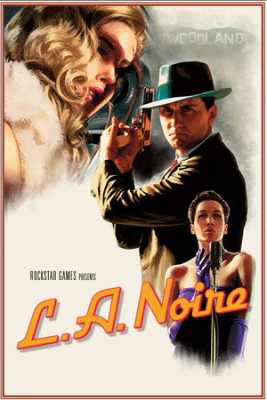 L.A. Noire poster image on Steam Backlog