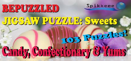 Купить Bepuzzled Jigsaw Puzzle: Sweets