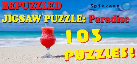 Купить Bepuzzled Jigsaw Puzzle: Paradise