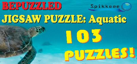 Bepuzzled Jigsaw Puzzle: Aquatic