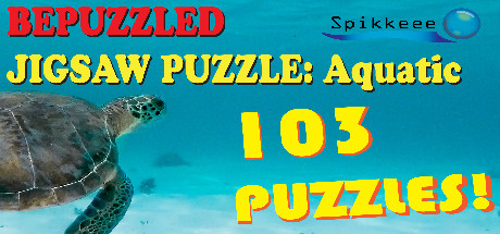 Save 20% on Bepuzzled Jigsaw Puzzle: Aquatic on Steam