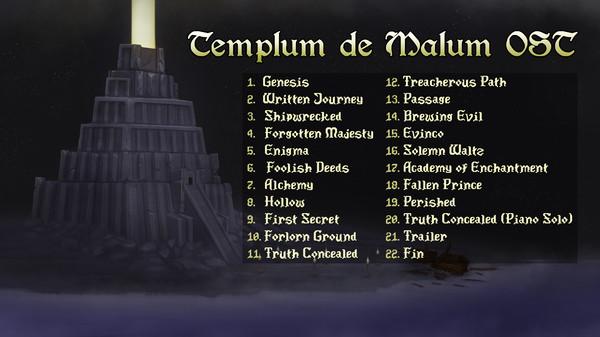 Templum de Malum OST (DLC)