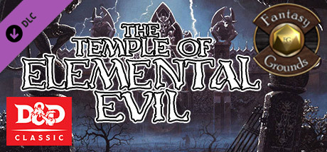 Купить Fantasy Grounds - D&D Classics: Temple of Elemental Evil (1E) (DLC)