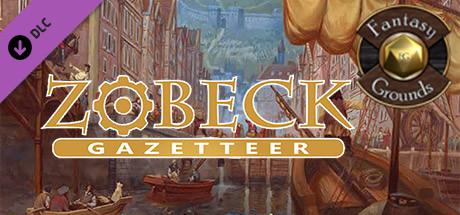 Купить Fantasy Grounds - Zobeck Gazetteer (5E) (DLC)