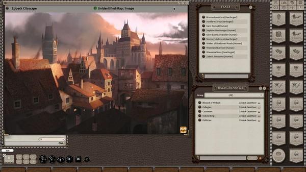 Fantasy Grounds - Zobeck Gazetteer (5E) (DLC)