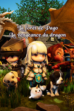 LA FORET DE PAGO : La vengeance du dragon poster image on Steam Backlog