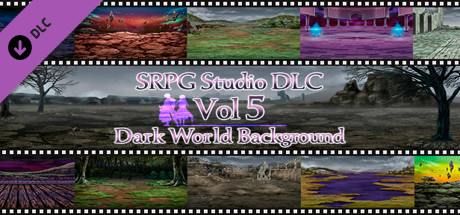 SRPG Studio Dark World Background