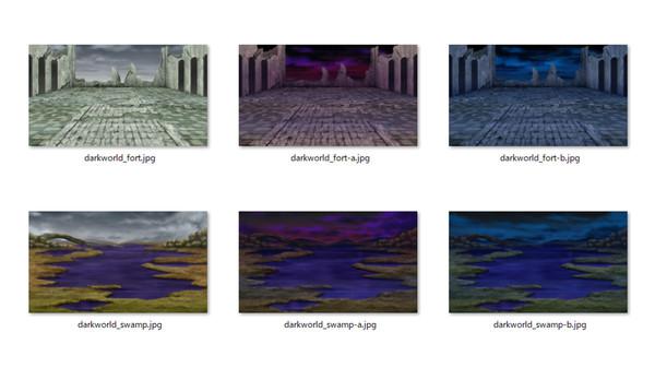 SRPG Studio Dark World Background (DLC)