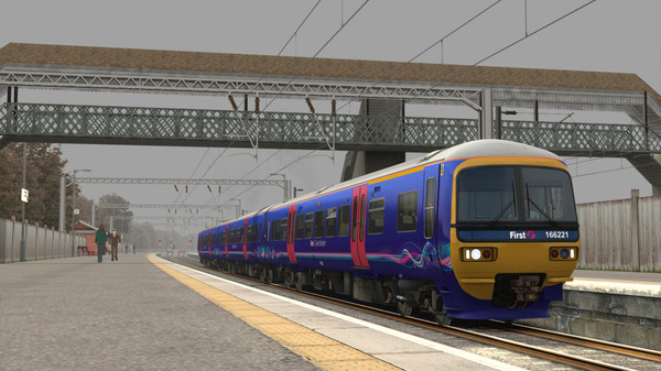 скриншот Train Simulator: Totham – Passengers, Power & Freight Route Add-On 2
