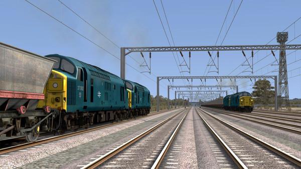 скриншот Train Simulator: Totham – Passengers, Power & Freight Route Add-On 1