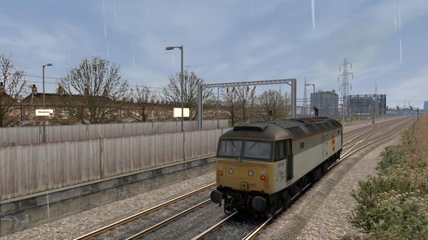 скриншот Train Simulator: Totham – Passengers, Power & Freight Route Add-On 4