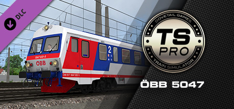 Train Simulator: ÖBB 5047 DMU Add-On