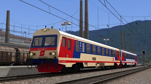 скриншот Train Simulator: ÖBB 5047 DMU Add-On 2