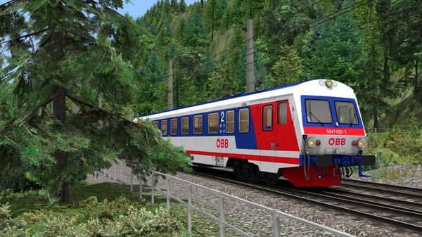скриншот Train Simulator: ÖBB 5047 DMU Add-On 1