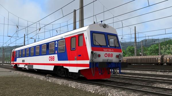 скриншот Train Simulator: ÖBB 5047 DMU Add-On 5