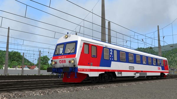 скриншот Train Simulator: ÖBB 5047 DMU Add-On 0