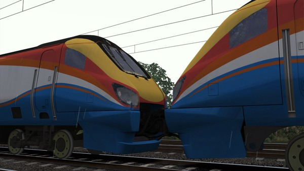 скриншот Train Simulator: East Midlands BR Class 222 DEMU Add-On 3