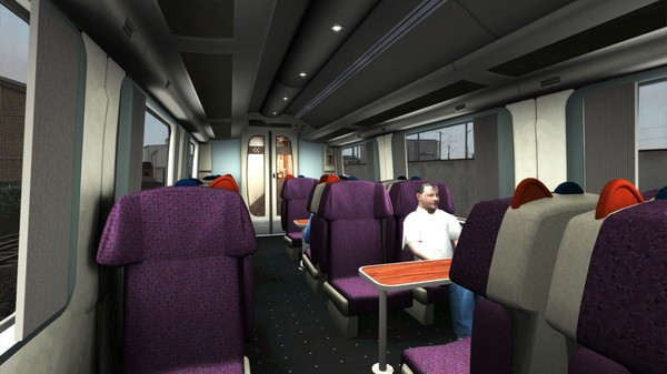 скриншот Train Simulator: East Midlands BR Class 222 DEMU Add-On 4