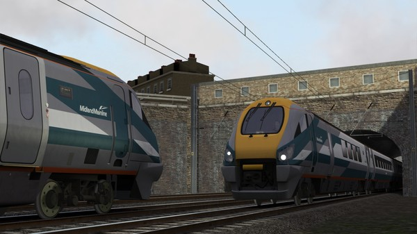 скриншот Train Simulator: East Midlands BR Class 222 DEMU Add-On 0