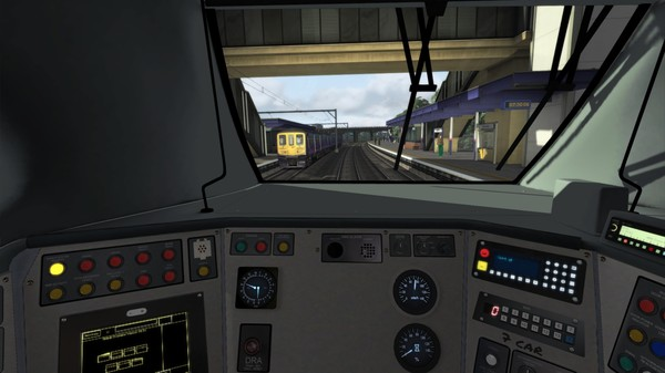 скриншот Train Simulator: East Midlands BR Class 222 DEMU Add-On 1