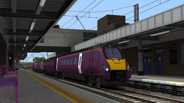 скриншот Train Simulator: East Midlands BR Class 222 DEMU Add-On 5