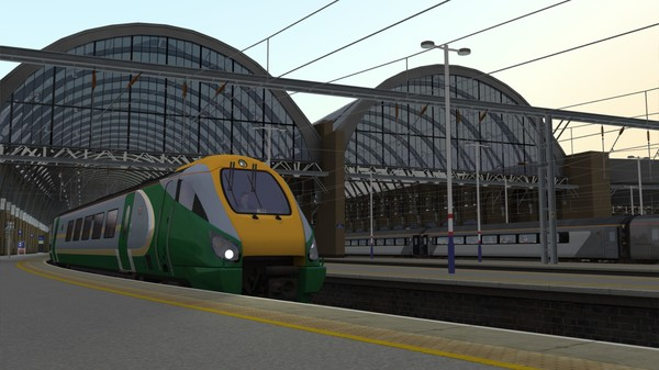 скриншот Train Simulator: East Midlands BR Class 222 DEMU Add-On 2