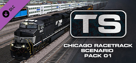 TS Marketplace: Chicago Racetrack Scenario Pack 01 Add-On