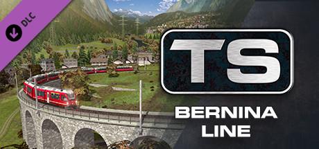 Train Simulator: Bernina Line: Poschiavo - Tirano Route Add-On