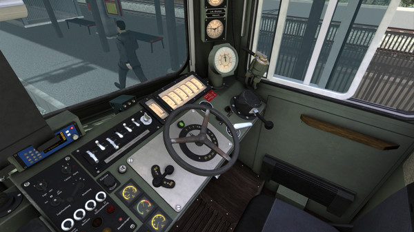скриншот Train Simulator: RhB Enhancement Pack 04 Add-On 2