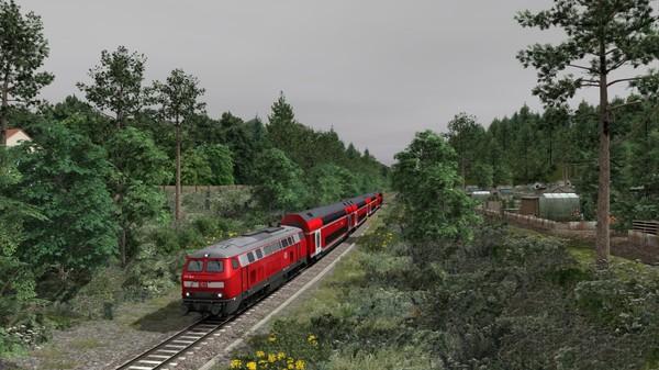 скриншот Train Simulator: Norddeutsche-Bahn: Kiel - Lübeck Route Add-On 4